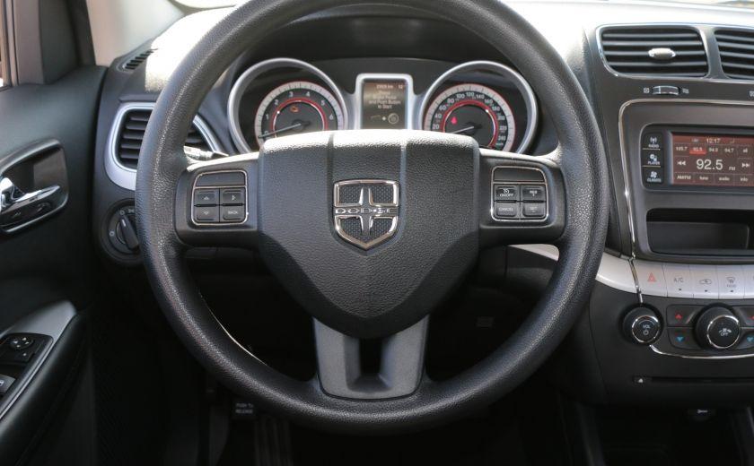 2014 Dodge Journey Canada Value Pkg A/C CAMERA #13