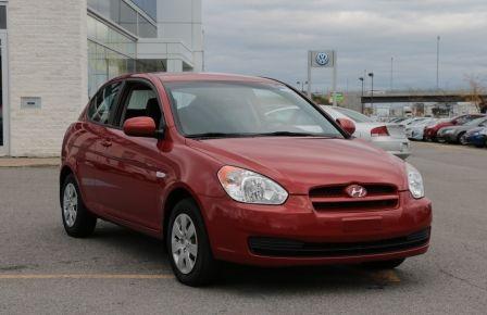 2010 Hyundai Accent GL A/C GR ELECT à Blainville