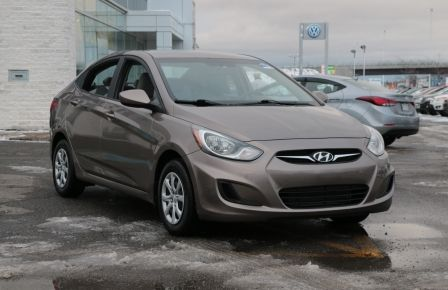 2012 Hyundai Accent GL A/C GR ELECT in Blainville