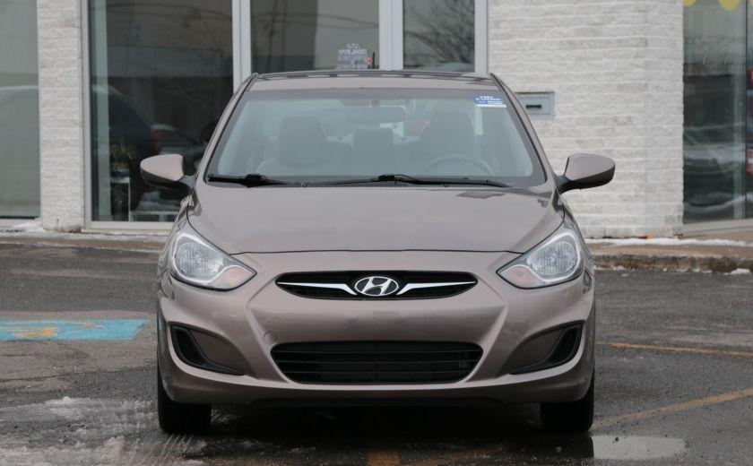 2012 Hyundai Accent GL A/C GR ELECT #1