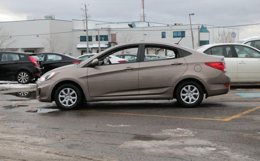 2012 Hyundai Accent GL A/C GR ELECT #3