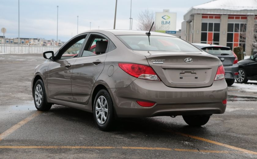 2012 Hyundai Accent GL A/C GR ELECT #4