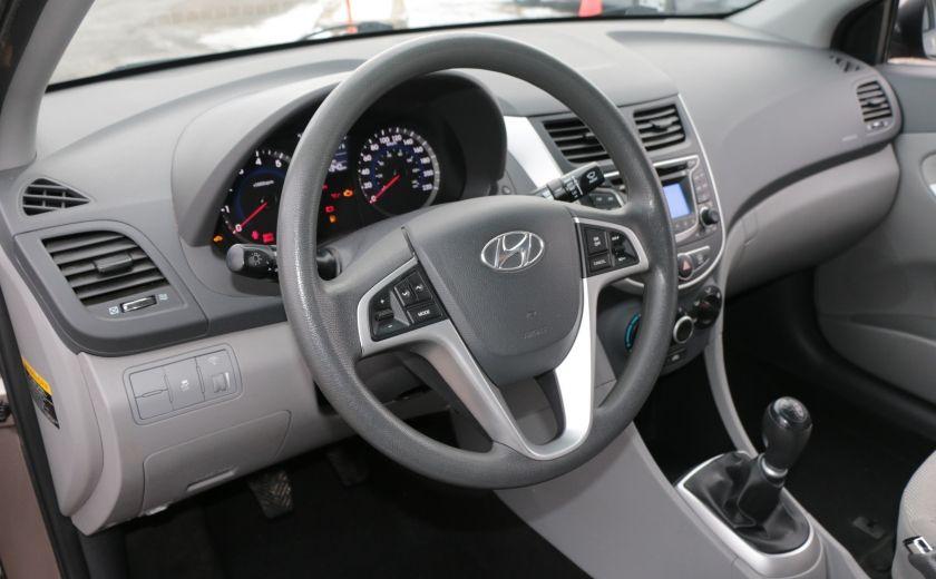 2012 Hyundai Accent GL A/C GR ELECT #8