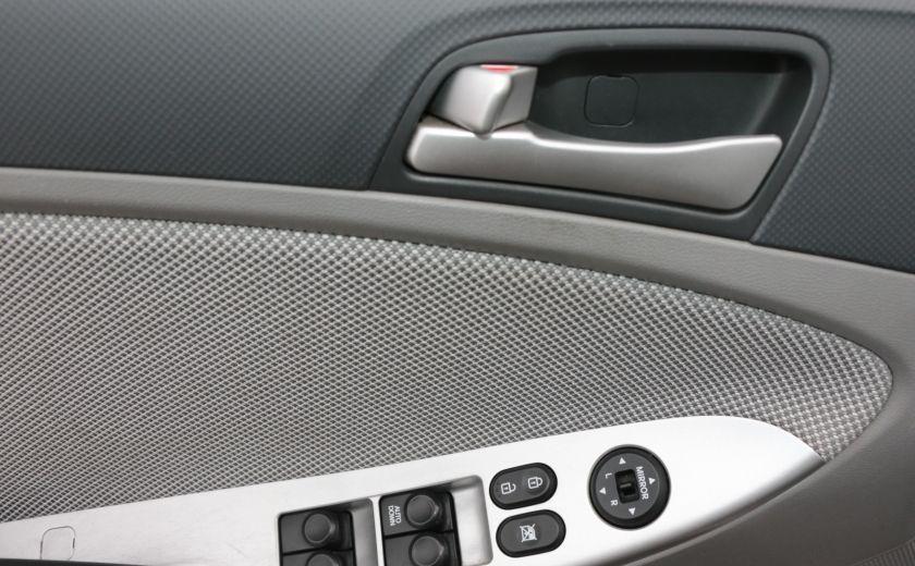 2012 Hyundai Accent GL A/C GR ELECT #10