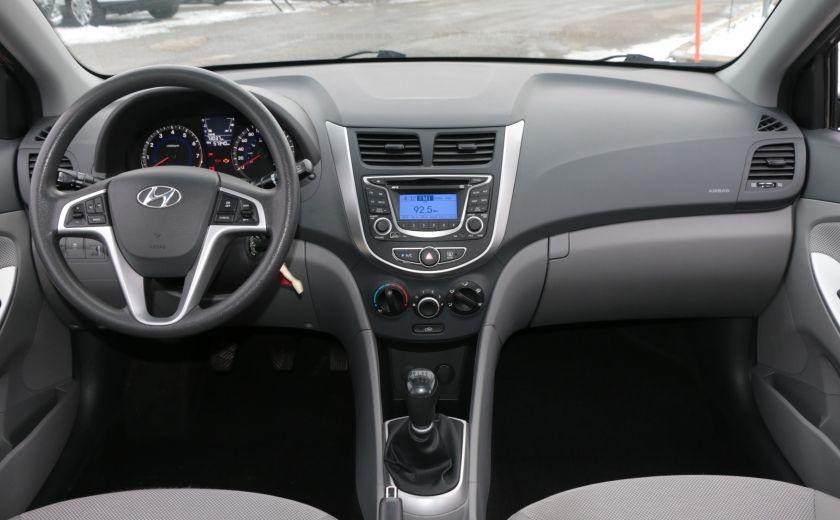 2012 Hyundai Accent GL A/C GR ELECT #11
