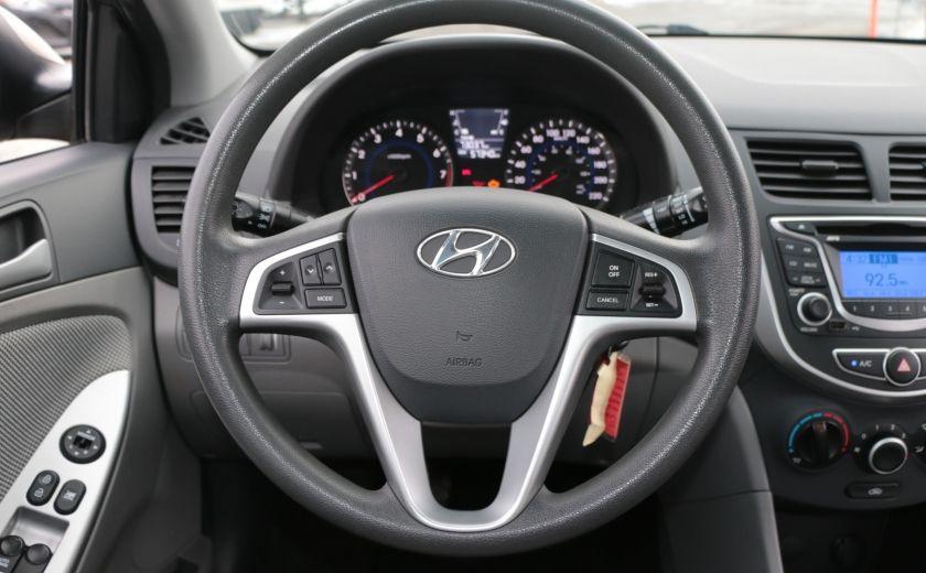 2012 Hyundai Accent GL A/C GR ELECT #13