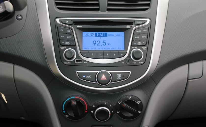 2012 Hyundai Accent GL A/C GR ELECT #14