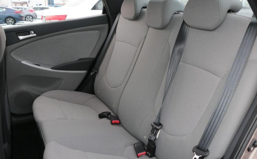 2012 Hyundai Accent GL A/C GR ELECT #16