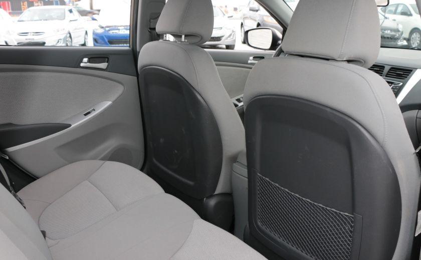 2012 Hyundai Accent GL A/C GR ELECT #17