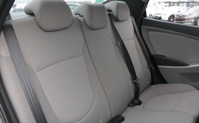 2012 Hyundai Accent GL A/C GR ELECT #18