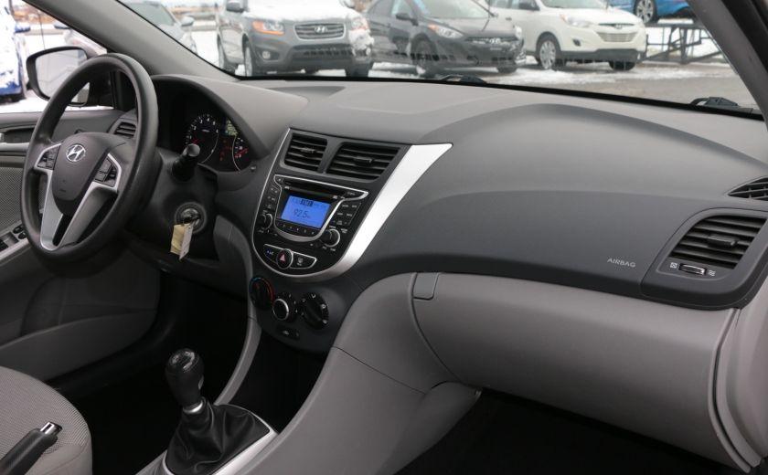 2012 Hyundai Accent GL A/C GR ELECT #19