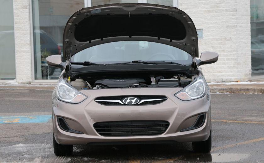2012 Hyundai Accent GL A/C GR ELECT #23