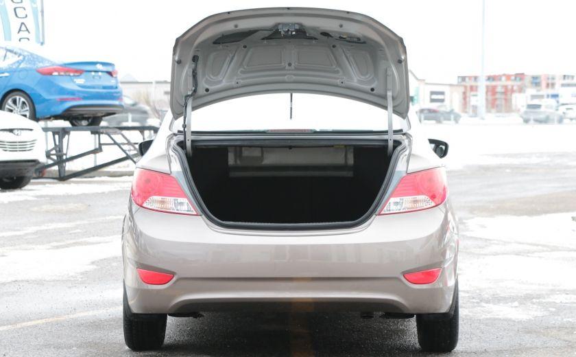 2012 Hyundai Accent GL A/C GR ELECT #24