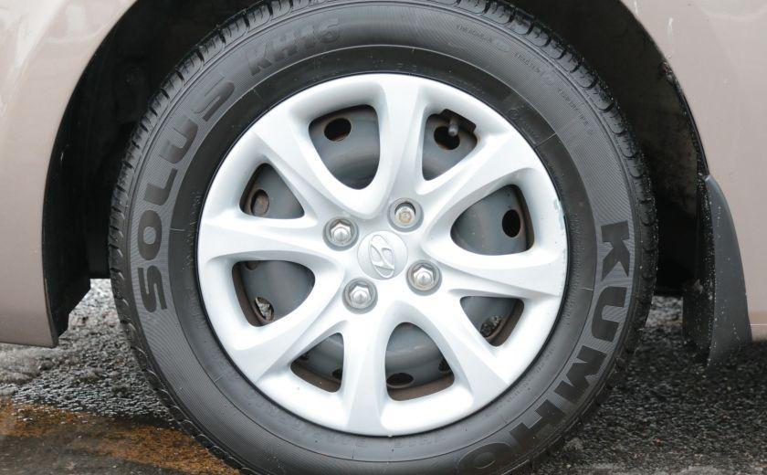 2012 Hyundai Accent GL A/C GR ELECT #27