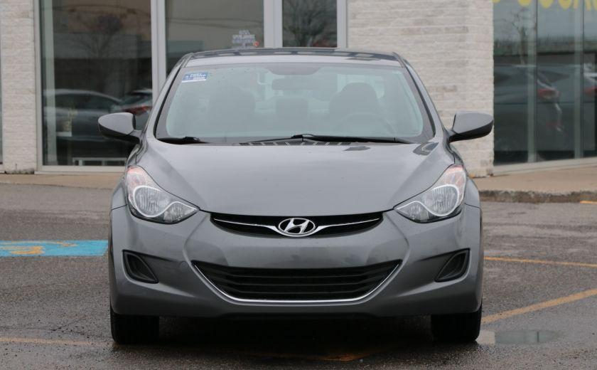 2012 Hyundai Elantra GL A/C GR ELECT BLUETOOTH #1
