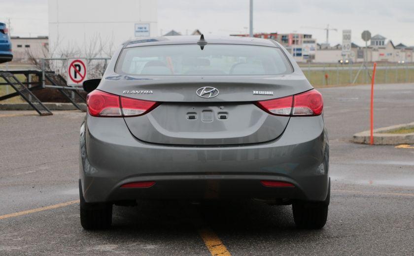 2012 Hyundai Elantra GL A/C GR ELECT BLUETOOTH #5