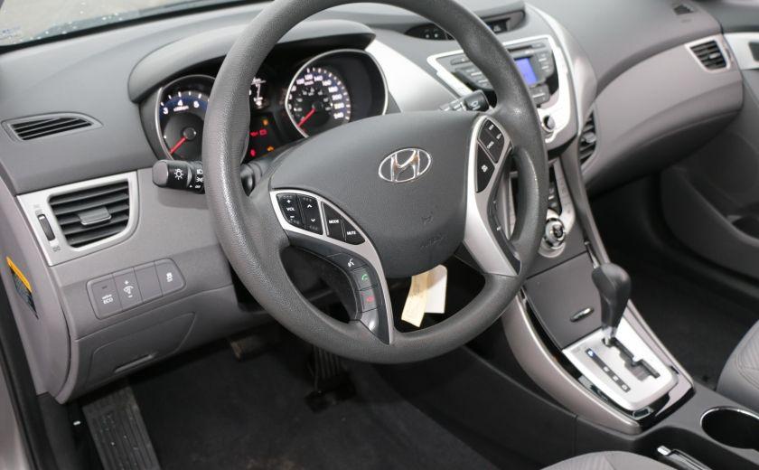 2012 Hyundai Elantra GL A/C GR ELECT BLUETOOTH #7