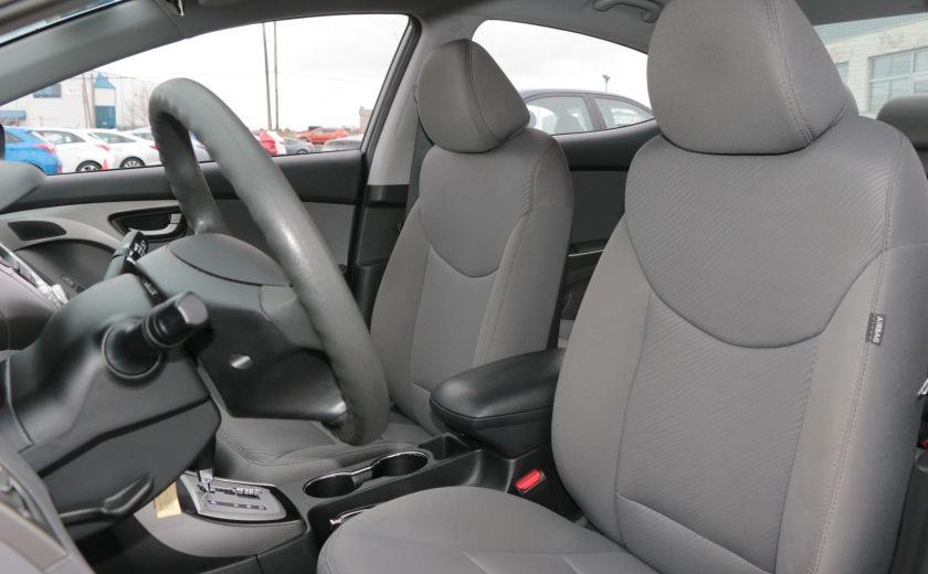 2012 Hyundai Elantra GL A/C GR ELECT BLUETOOTH #8