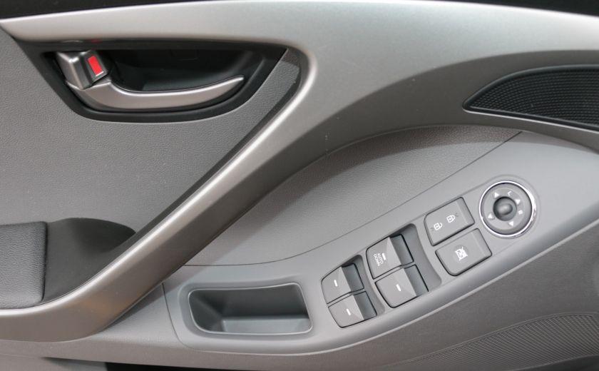 2012 Hyundai Elantra GL A/C GR ELECT BLUETOOTH #9