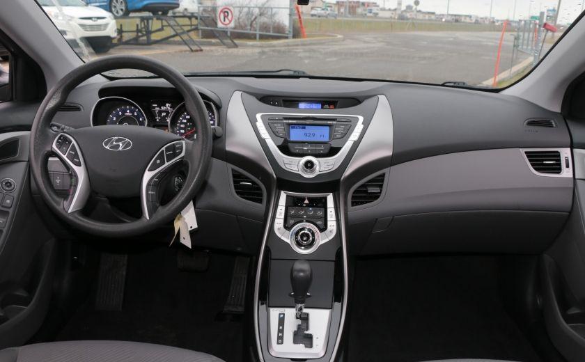 2012 Hyundai Elantra GL A/C GR ELECT BLUETOOTH #10