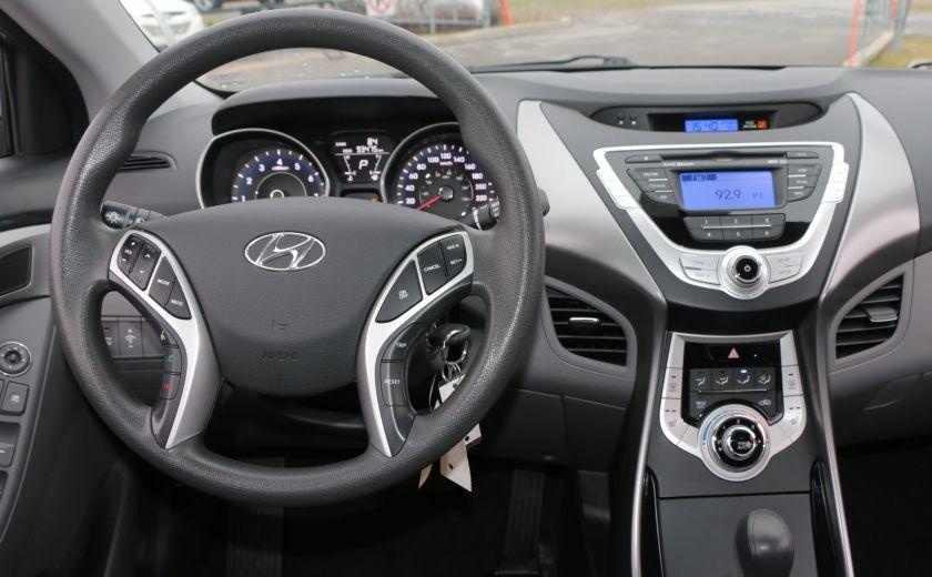 2012 Hyundai Elantra GL A/C GR ELECT BLUETOOTH #11