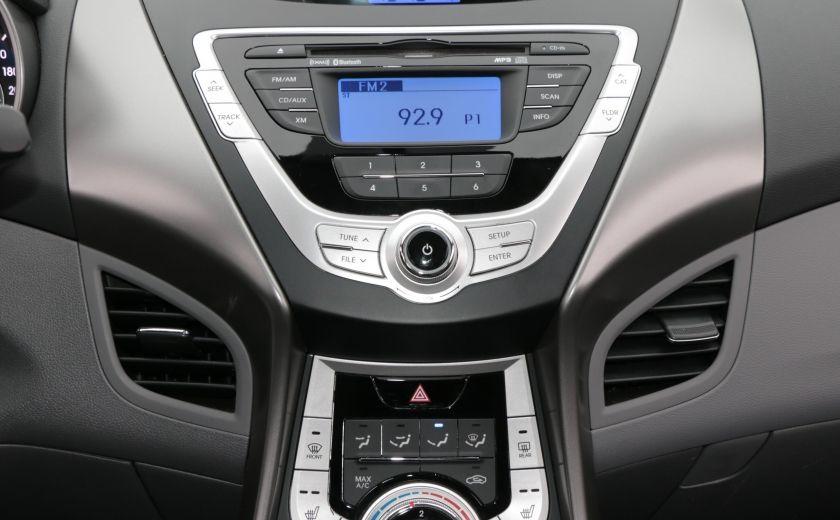 2012 Hyundai Elantra GL A/C GR ELECT BLUETOOTH #13