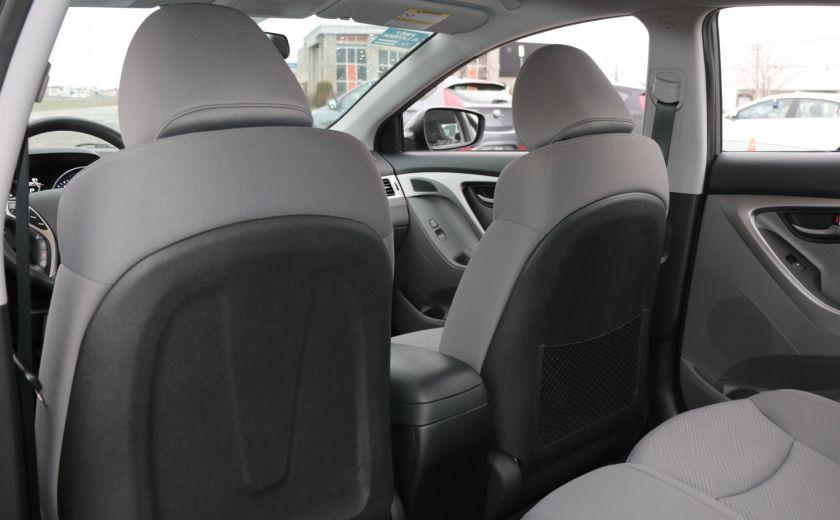 2012 Hyundai Elantra GL A/C GR ELECT BLUETOOTH #17