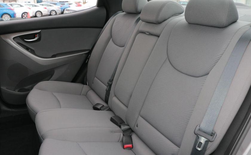 2012 Hyundai Elantra GL A/C GR ELECT BLUETOOTH #18
