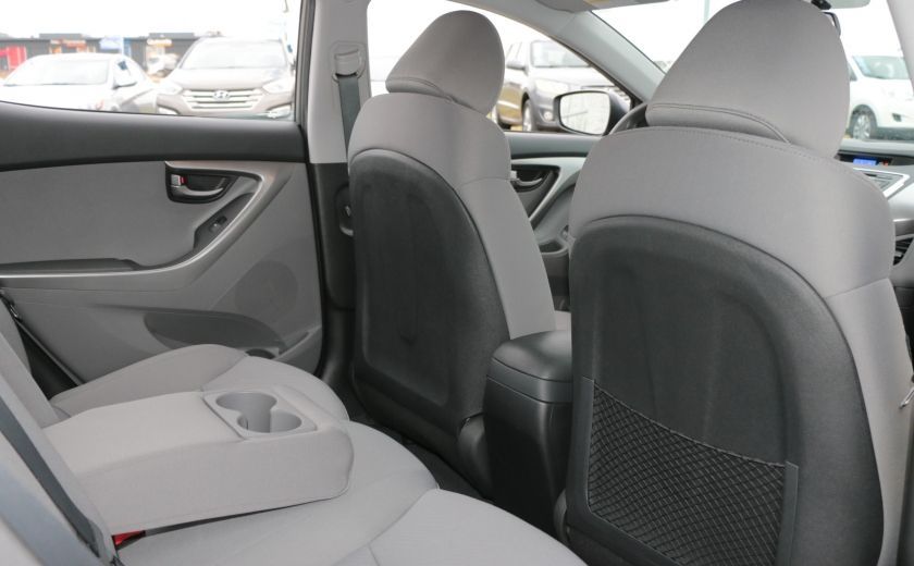 2012 Hyundai Elantra GL A/C GR ELECT BLUETOOTH #19