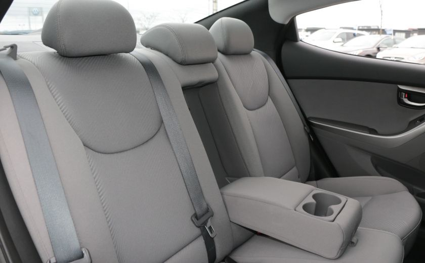 2012 Hyundai Elantra GL A/C GR ELECT BLUETOOTH #20