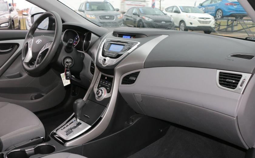 2012 Hyundai Elantra GL A/C GR ELECT BLUETOOTH #21