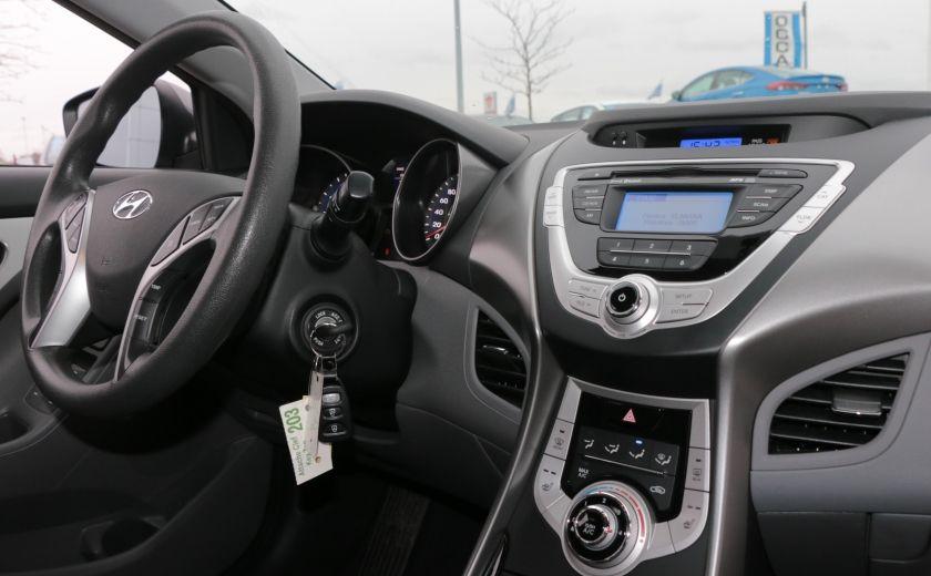 2012 Hyundai Elantra GL A/C GR ELECT BLUETOOTH #22