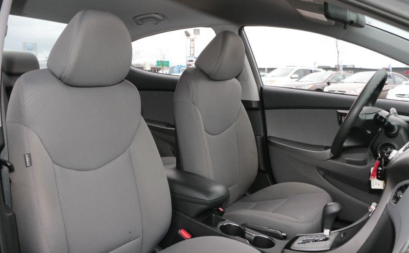 2012 Hyundai Elantra GL A/C GR ELECT BLUETOOTH #23