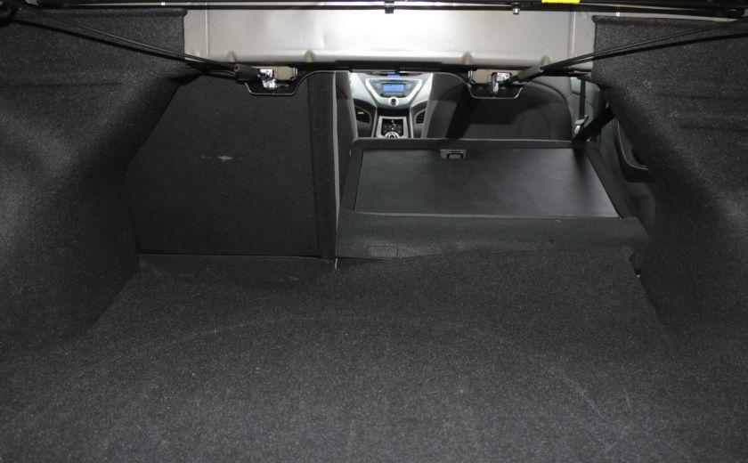 2012 Hyundai Elantra GL A/C GR ELECT BLUETOOTH #28
