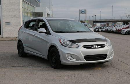 2013 Hyundai Accent GLS A/C TOIT BLUETOOTH à Gatineau