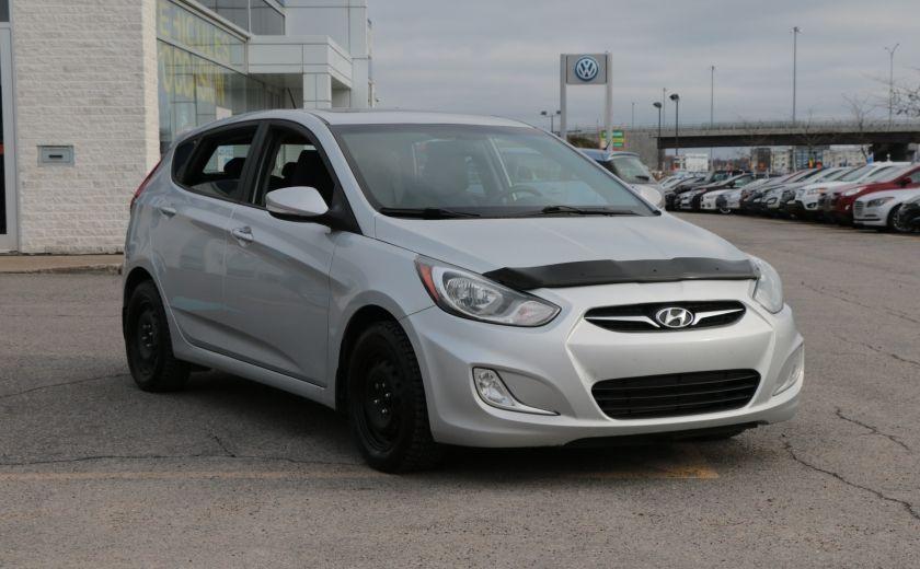 2013 Hyundai Accent GLS A/C TOIT BLUETOOTH #0