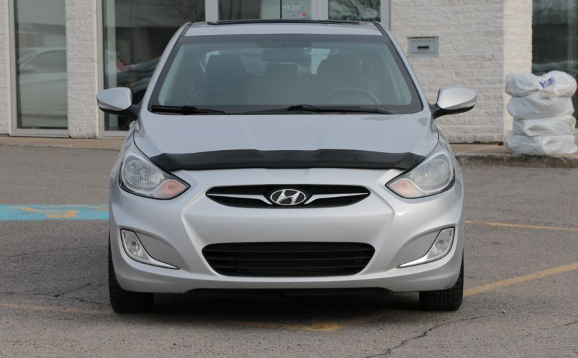 2013 Hyundai Accent GLS A/C TOIT BLUETOOTH #1