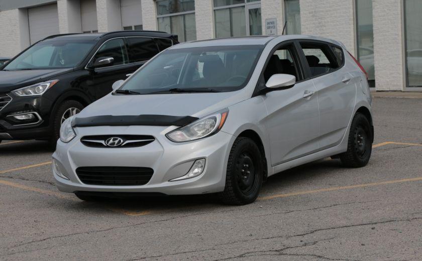2013 Hyundai Accent GLS A/C TOIT BLUETOOTH #2