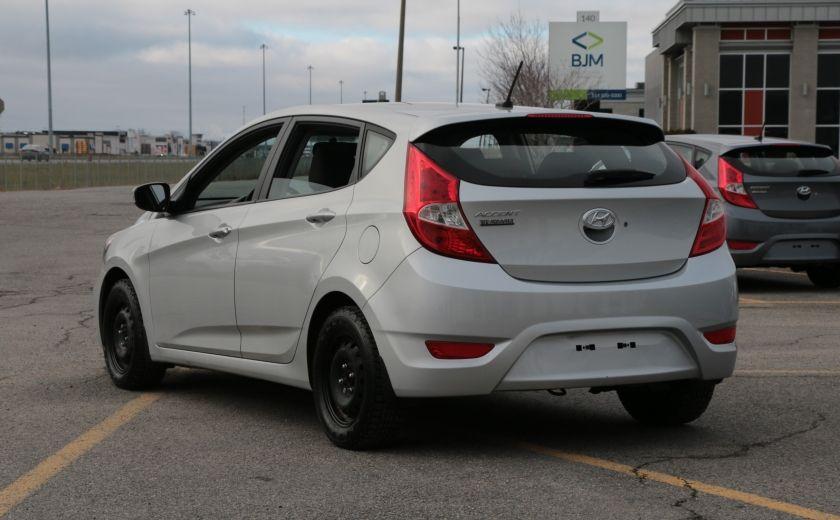 2013 Hyundai Accent GLS A/C TOIT BLUETOOTH #4