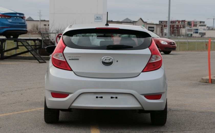 2013 Hyundai Accent GLS A/C TOIT BLUETOOTH #5