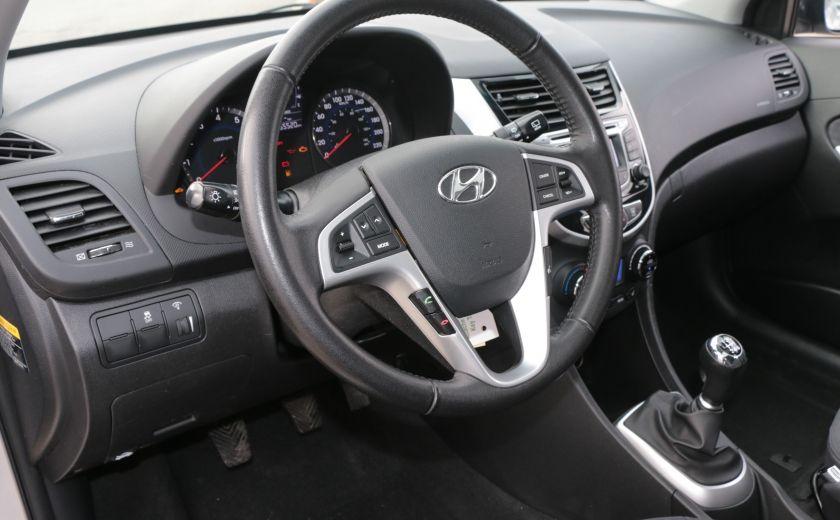 2013 Hyundai Accent GLS A/C TOIT BLUETOOTH #8
