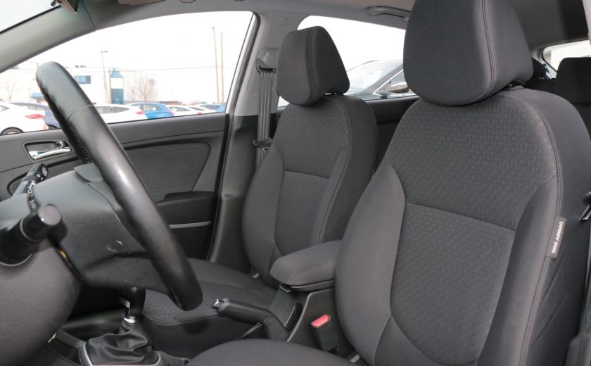 2013 Hyundai Accent GLS A/C TOIT BLUETOOTH #9