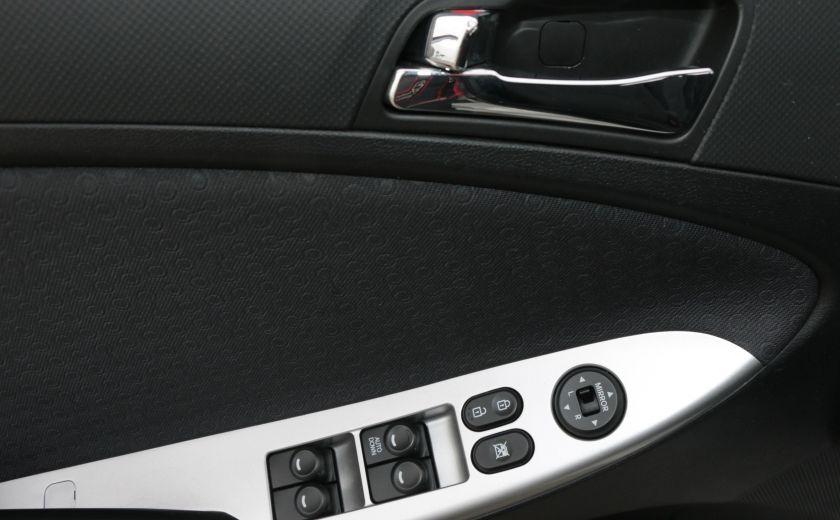 2013 Hyundai Accent GLS A/C TOIT BLUETOOTH #10