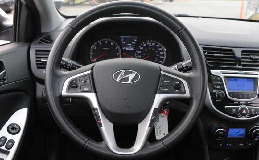 2013 Hyundai Accent GLS A/C TOIT BLUETOOTH #14
