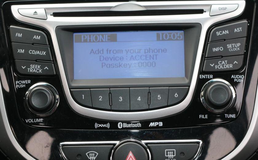 2013 Hyundai Accent GLS A/C TOIT BLUETOOTH #16
