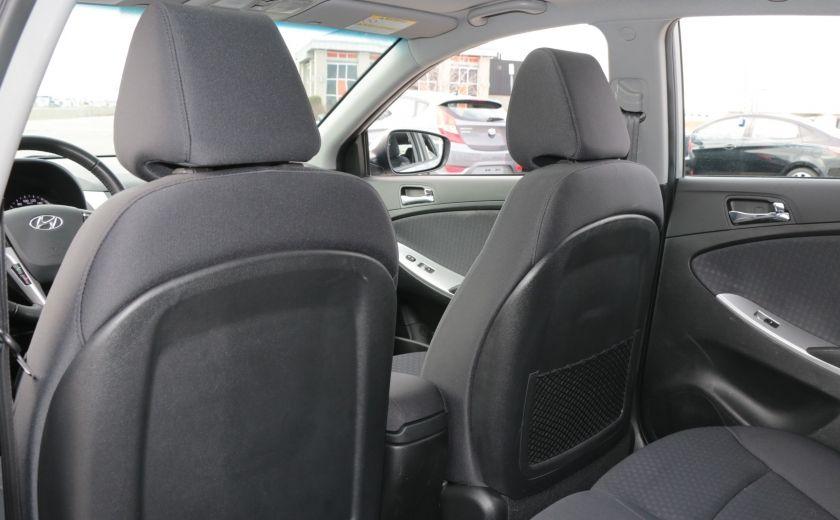 2013 Hyundai Accent GLS A/C TOIT BLUETOOTH #18