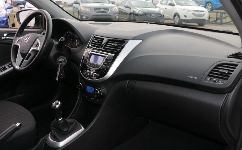 2013 Hyundai Accent GLS A/C TOIT BLUETOOTH #22