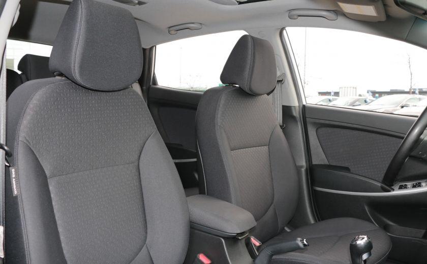 2013 Hyundai Accent GLS A/C TOIT BLUETOOTH #24
