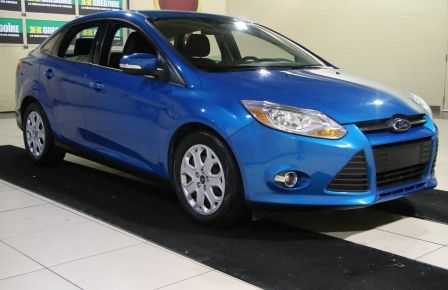 2012 Ford Focus SE AUTO A/C GR ELECT in Sherbrooke