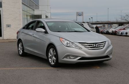 2011 Hyundai Sonata Limited A/C CUIR TOIT CAMERA NAV BLUETOOTH in Brossard